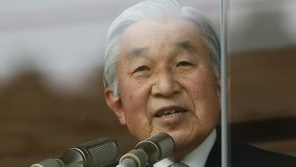Japan's Emperor Is Retiring — But Not Super Soon