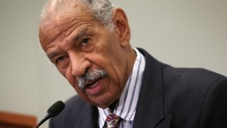 Rep. Conyers' Resignation Decision Will Be His Own, Not Washington's