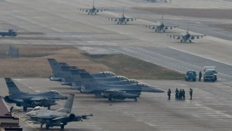 US And South Korea Start Military Drills Amid Threats From North Korea