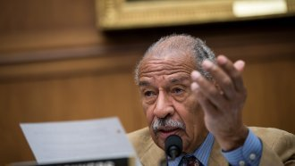Rep. Conyers Says He's Retiring From Congress, Effective Immediately