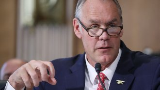 Ryan Zinke Recommends Trump Change 10 National Monuments