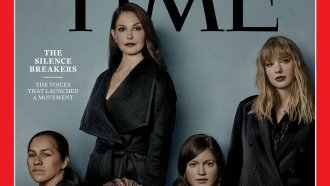 Time Honors 'The Silence Breakers' As Its 2017 Person Of The Year