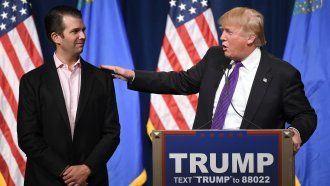 Trump Jr. Says Hope Hicks Advised In Russia Meeting Response
