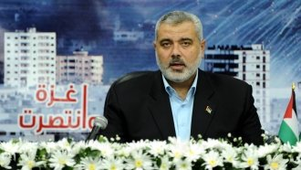 Hamas Leader Calls For Uprising After Trump's Jerusalem Announcement