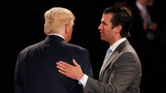 Trump Jr. Cites Attorney-Client Privilege In Russia Inquiry