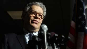 Why Democrats May Have Waited To Push Al Franken To Resign
