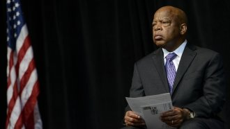 Rep. John Lewis Is Protesting Trump's Visit To A Civil Rights Museum