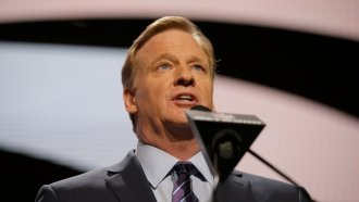 NFL Boss Roger Goodell Has A New Contract, With A Catch