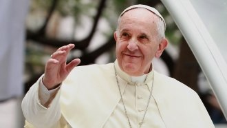 Pope Francis Wants To Tweak The English Wording Of The Lord's Prayer