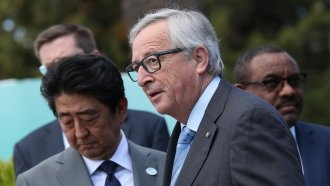 The EU And Japan Finalize Negotiations On Massive Free-Trade Deal