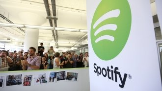 Spotify Just Announced A Partnership Before Its Expected IPO