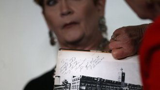 Roy Moore Accuser Says She Added Note To His Signature