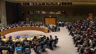United Nations Security Council Derides Trump On Jerusalem Decision