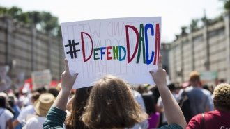 The Supreme Court Stopped An Order For DACA Decision Records — For Now