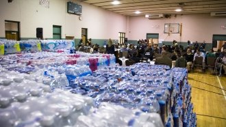 Flint Could Soon Lose Its State-Supplied Bottled Water Program