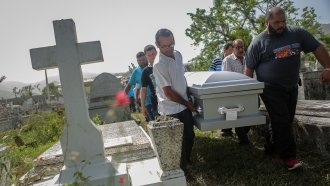 The Official Number Of Puerto Rico Hurricane Deaths May Be Way Too Low