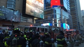 Suspect Arrested After Attempted Terrorist Attack In NYC