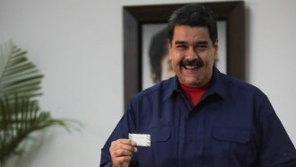 Venezuelan President Bans Opposition Parties From Elections