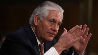Tillerson: The US Will Talk With North Korea 'Without Precondition'