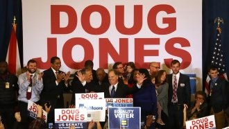 Write-In Votes Might Have Played A Big Role In Doug Jones' Win