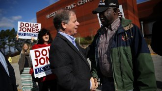 Doug Jones' Election Signals Strength Of Black Voter Demographic