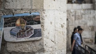 Why Jerusalem's Future Is So Hard To Predict