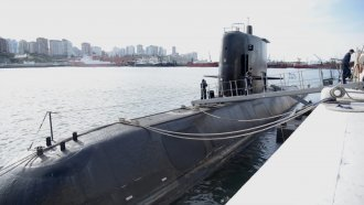 Unable To Find Missing Sub, Argentine Navy Chief Told To Step Down
