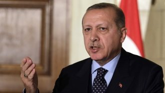 President Erdogan: Turkey To Open Embassy To Palestinians In Jerusalem