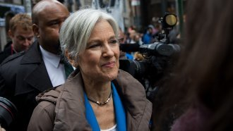 Russia Investigators Are Reportedly Eyeing Jill Stein