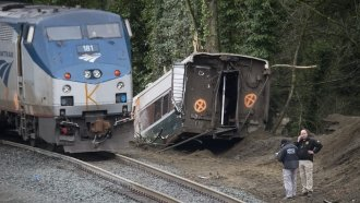 Amtrak Train Didn't Use Safety Tech That Could've Prevented Crash
