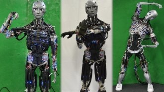 These Exercising Robots Could Help Other Bots Move More Like Humans