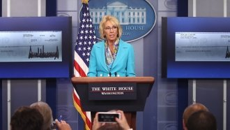 Education Department (Partially) Forgives Defrauded Students' Loans