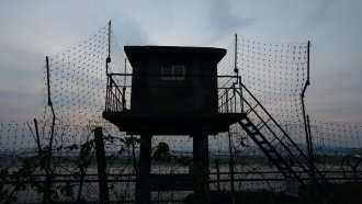 Another North Korean Soldier Defected Across The DMZ