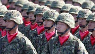 Japan Approves Biggest Defense Budget Yet Amid North Korea Threat