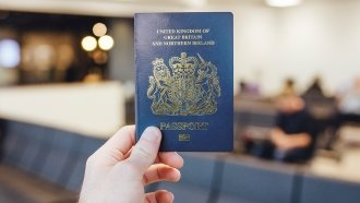 The UK Will Express Its Post-Brexit Independence With Blue Passports