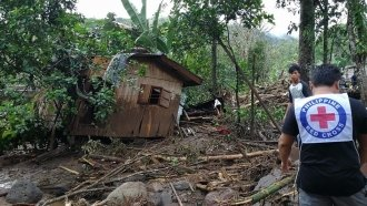 Tropical Storm Tembin Leaves More Than 180 Dead In The Philippines