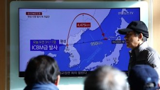 South Korea Warns UN Sanctions Won't Keep North From Testing Missiles