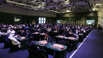 Saudi Arabia's Chess Tournament Is Already Filled With Controversy