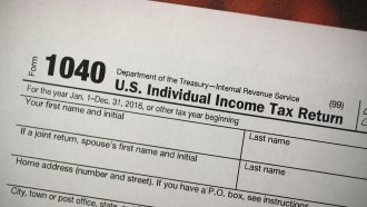 IRS Says You'll Need 2017 Paperwork To Keep 2017 Tax Benefits