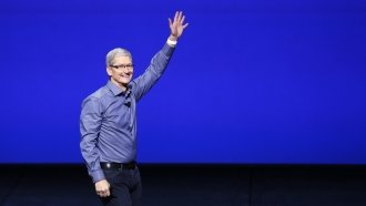 Apple Is Now Making CEO Tim Cook Fly Private