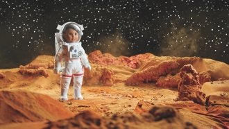 American Girl's Newest Doll Is NASA-Approved