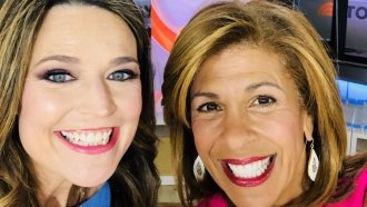 Hoda Kotb Replaces Matt Lauer As 'Today' Show Co-Anchor
