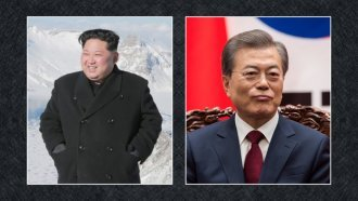 Koreas May Reopen Talks After North Accepts South's Invite To Olympics