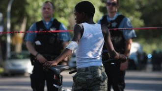 Shootings, Homicides In Chicago Drop After Historically Violent 2016