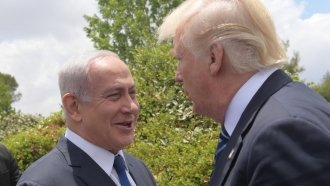 US, Israeli Moves Could Complicate Two-State Solution