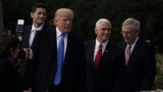 New Year, New Problems For The GOP-Led Congress