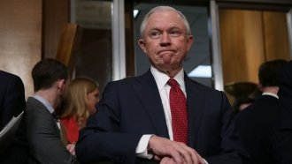 Sessions Might Be Looking To Crack Down On Legal Marijuana