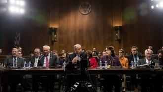GOP Senators Issue Criminal Referral Against 'Trump Dossier' Author