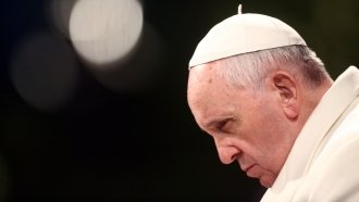 Pope Francis Urges Support For Dialogue On The Korean Peninsula