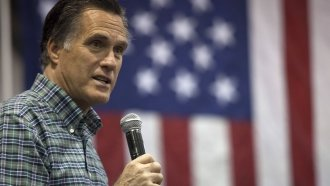 Mitt Romney Was Reportedly Treated For Prostate Cancer Over The Summer
